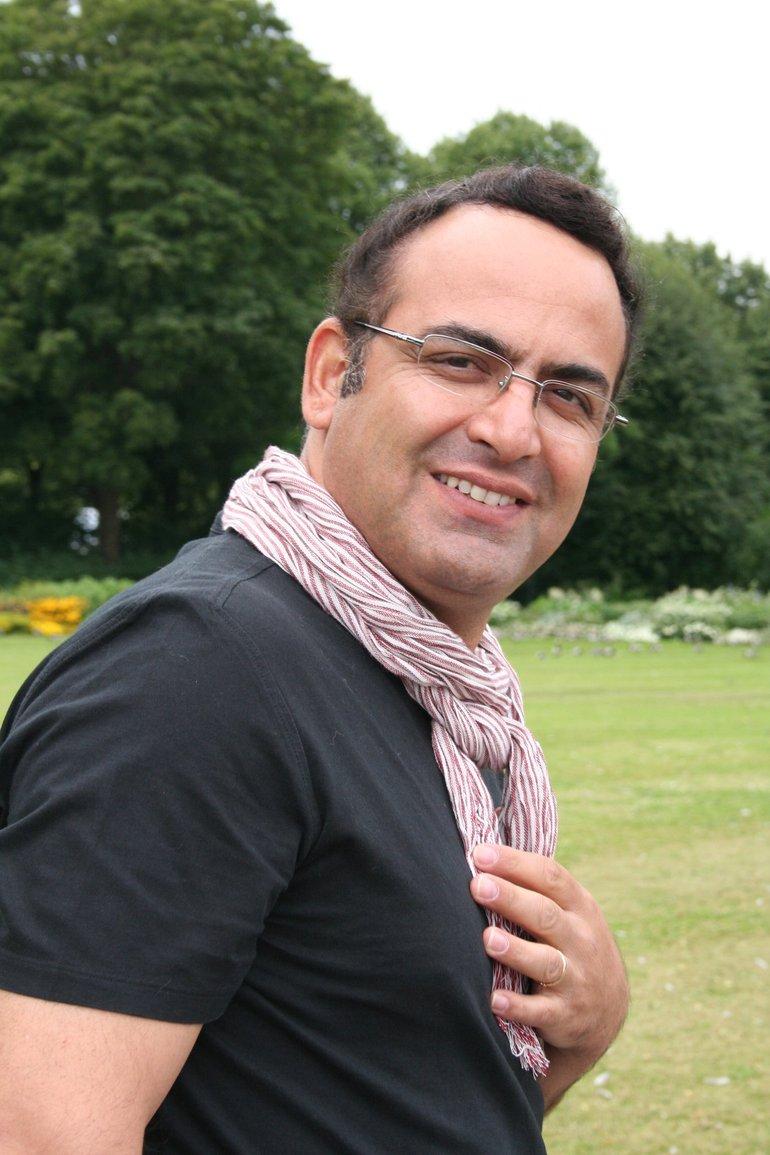 Farshad Jamali